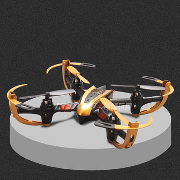 2.4G 4CH RC UFO Quadcopter  Helicopter RTF with Light VS Hubsan X6 H107C