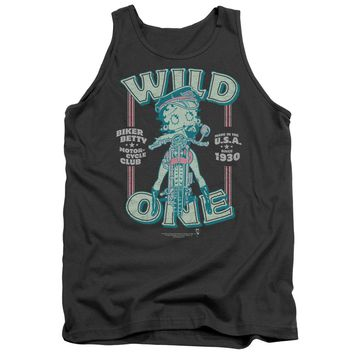 Betty Boop - Wild One Adult Tank