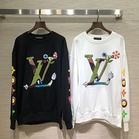 bags discount New 2020 LV Women Spring and summer new women trend outerwear dresses casual wear sweater