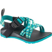 Girl's ZX/1 Sandal by Chaco Sandals in Park/Play - Size 1