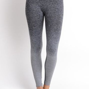 Ahead of the Race Ombre Leggings