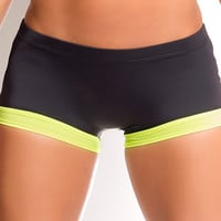 Vertical Vixen Nose Breaker Workout Shorts