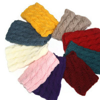 Knit  Boot Cuffs,  Set Of 9 Pairs, Cream, Beige, Red, Yellow, Pink, Blue,Burnt  Orange, Purple and  Blue Topaz colours-ready to ship