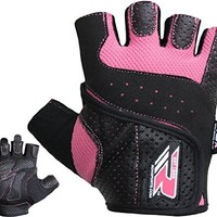 RDX Women Gym Weight Lifting Gloves Ladies Crossfit Training Bodybuilding Fitness Exercise