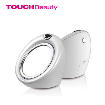 TOUCHBeauty Makeup Mirror LED Light Cosmetic Tools Storage Salon Mirror for Makeup Ladies Mirror