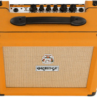 "Orange Amplification Crush 20 20W Guitar Amplifier with 8"" Speaker 