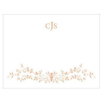 Forget Me Not Note Card Ruby (Pack of 1)