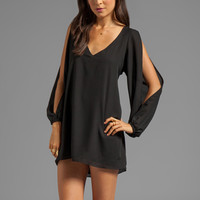 Lovers + Friends Gracie Dress in Black from REVOLVEclothing.com