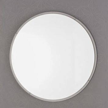 Attickus Circular Wall Mirror by Christopher Knight Home - Clear - N/A | Overstock.com Shopping - The Best Deals on Mirrors