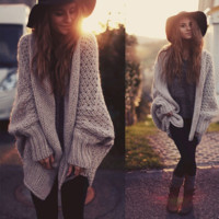 Chelsea Knit Cardigan