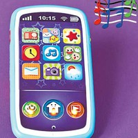 Record-a-Message Baby Smartphone