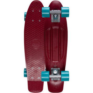 Penny Organic Original Skateboard Maroon One Size For Men 23113032301