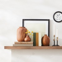 Vase - Brown - Hearth & Hand™ with Magnolia