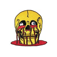 Crying Skull Patch