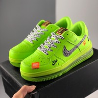 Nike Air Force 1 Trendy low-top sneakers classic casual sports sneakers-2