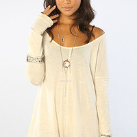 The To The Sky Jersey Jumpsuit