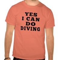 Yes I Can Do Diving