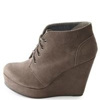 Lace Up: Charlotte Russe