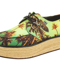 Palm Tree Sunset Flatforms