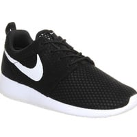 Nike Roshe Run Black Mono Br - Unisex Sports