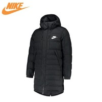 Nike Original New Arrival DOWN FILL PARKA Men's Keep Warm Hooded Down Coat Sportswear 807394-011