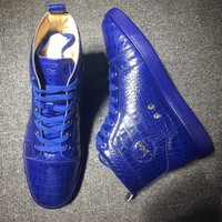 Cl Christian Louboutin Style #2170 Sneakers Fashion Shoes - Best Online Sale