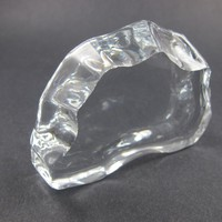Icy Crystal Decorative Inspiration Paperweight made in USA