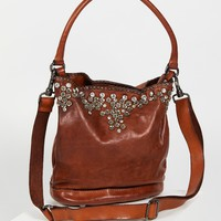 Free People Giulia Embellished Hobo