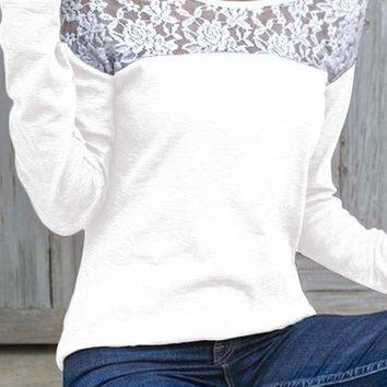 Mansfield Lace Top