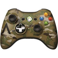 Microsoft - Special Edition Camouflage Wireless Controller for Xbox 360 - Camouflage