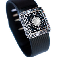 Fitbit Jewelry Accessories - Fitbit Charge/Charge hr/Flex bling - ELLE