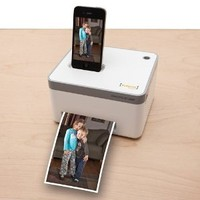 VuPoint Solutions IP-P10-VP Photo Cube iPhone/iPod Touch Dye Sublimation Color Printer