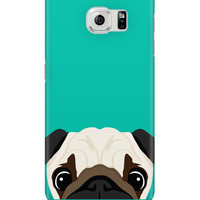 Pug Samsung Galaxy S6 Covers