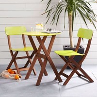 Balcony Bistro Dining Collection - Peridot