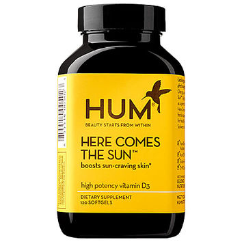 Hum Nutrition Here Comes The Sun™ Supplements (120 Softgels)