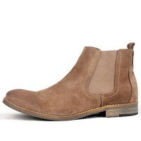 British Style Men's Ankle Boots