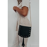 Matter Of Time Purse: Black