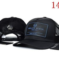 DCCKUN3 PHILIPP PLEIN embroidery Strap Cap Adjustable Golf Snapback Baseball Hat