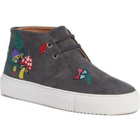 Mira Mikati 'Butterfly Forest' Embroidered Chukka Sneaker (Women)   Nordstrom