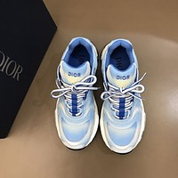 dior fashion men womens casual running sport shoes sneakers slipper sandals high heels shoes 247