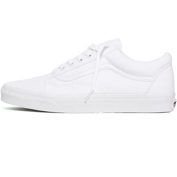 Old Skool Women's Sneakers True White