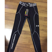 Brand Compression gym leggings Armour fitness jogger pants Under outdoor running girl training for men and women