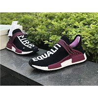 Pharrell Williams x PW HU NMD Quality 36---46.5