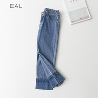 Autumn Ladies Slim Pants Korean Denim Jeans [9022915719]