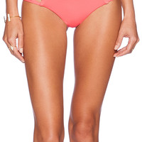Blue Life Parisian Fever Muse Bikini Bottom in Pink