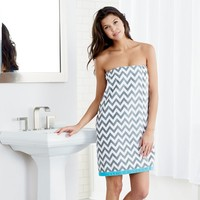 Simple by Design Chevron Bath Wrap
