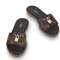 lv - LOUIS VUITTON New Arrival Slides Shoes