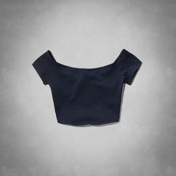 Carter Cropped Top