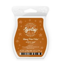 Honey Pear Cider Scentsy Scent Bar 3.2