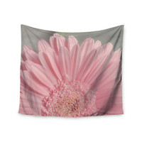 "Suzanne Harford ""Summer Daisy"" Floral Wall Tapestry"